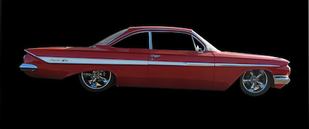 61 Impala Air Ride Suspenion kit